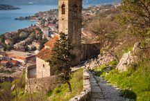 Travel - Yugoslavia, Kotor Montengro