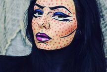 Pop Up Make Up
