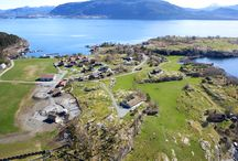 Hebnes - Ropeidhalvøya / Ryfylke fjordhage ligg på Hebnes på Ropeidhalvøya i Suldal.