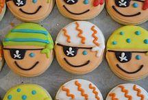 Narozeninové sušenky
