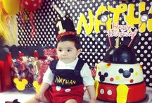 Mickey Mouse Birthday Theme / Get the Latest mickey mouse birthday themes in Hyderabad, India.