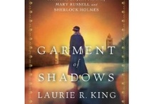Mary Russell and Sherlock Holmes / A place to pin your favorite Russellian and Holmesian images. / by Vicki VanValkenburgh