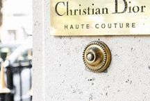 Christian Dior boutique