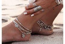bracelets cheville