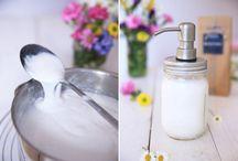 Seife für Spender herstellen