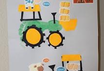 Daycare farm theme