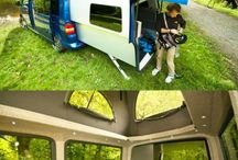 Campers/caravans