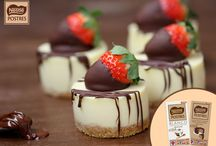 dulces pasteles