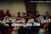 Entrando na Roda – conversas sobre ATS® | por Aline Muhana e Natália Espinosa / Saiba mais >> http://aerithtribalfusion.blogspot.com.br/2015/09/entrando-na-roda-conversas-sobre-ats.html
