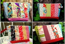 Handmade Bags / bags, purses, zipper pouches / by Tricia Harvey