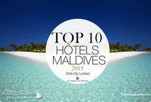 TOP 10 Hôtels de Rêve 2015