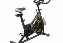Exercise Bike Fitness Trainer Workout Gym Christmas Xmas Gift Home Work Aerobic