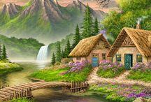 Meravigliosi paesaggi ❤️