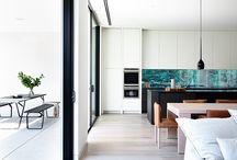 kitchen lounge flow feel