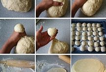 Dough and tortillas