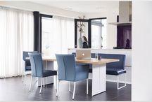 New collection 2016 - sfeerimpressie / Een #sfeerimpressie van onze nieuwe collectie #meubels op verschillende locaties. Onder andere tussen prachtige #Porsches