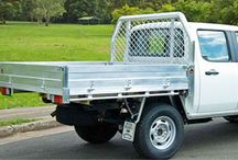 Ute Accessories / AccessoryWorld provides Ute Tray accessories for your vehicle at affordable prices