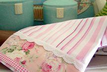 Romantic textiles