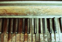 The Abandoned Piano Series
