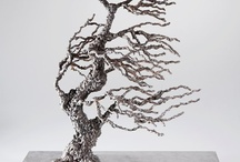 Tree Sculptures / by Karine Thoresen