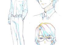 002  >> Character Sheets