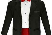 Red Tuxedo Packages