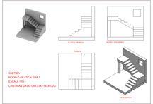 CADTIDA T05 - ESCALERAS / Escaleras