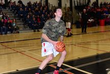 Panthers OCAA Veterans Week / Remembrance Ceremony and Varsity Basketball Game Saturday, November 9, 2014
