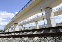 LAV Levante HSL / Imágenes de la línea de alta velocidad Madrid - Castilla la Mancha - Comunidad Valenciana - Región de Murcia.