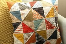 cojines patchwork