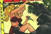 Comic Books / by Roger Gallerini