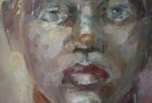 Kate Thompson Paintings