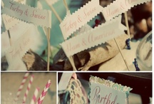 party ideas / by Trisha Brunner