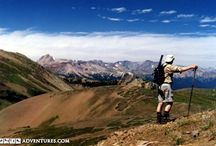 Hiking Adventures / There is no greater way to discover the natural splendor of Canada than on a hiking trip!