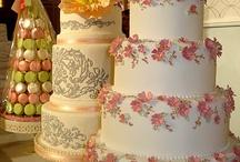 Cake Designs / Cakes: cakes, pop & cup cakes, designs, holidays, weddings, birthdays, showers, etc... / by Darlene Chun