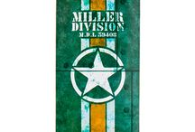 Commander · Miller Division · Longboard / Longboard de freestyle muy maniobrable, con doble kick y top mount para realizar cualquier truco.
