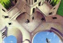 Escher Inspired