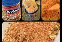 Seasoning Recipes / by Christy Melia