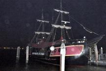 Galleon in Venice / Boat trip - dinner cruise in Venice