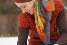Headscarves, Tichels, and Amazing How To Tie A Tichel Tutorials / Did you ever see a gorgeous headwrap and wonder how its done? Are you looking for tichel inspiration?  We love colorful, stunning, easy to tie tichels! Wrapunzel, brings together women of all faith in the art of headcovering and makes it beautiful, affordable and fun. / by Wrapunzel.com