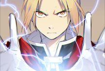 Ed & Fullmetal Alchemist