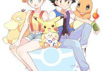 Ash x Misty❤ / PokéShipping