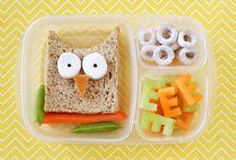 Snack für den Kindergarten