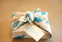 DIY Gift Packaging / You can make your gifts very personal by making wrappings, boxes, decorations by yourself.