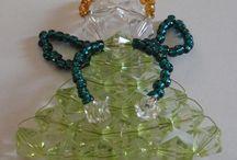 Christmas M.R. na Fb MARLA / vianočné ozdoby a dekorácie Handmade