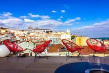 Lisbonne Rooftop / https://adulescent-provocalin.com