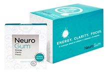 Products / Energy. Clarity. Focus. NeuroGum's proprietary caffeine + L-theanine + B-vitamins formulation helps you do more.