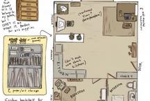 Архитектура мультяшная