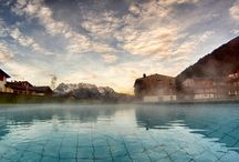 Wellness Hotels in the mountains / Austria, Germany, South Tyrol - they all have mountains and awesome Wellness hotels! / by Lilies Diary