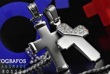 Zografos Handmade Crosses